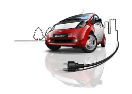 Mitsubishi iMiEV: looking for a big brother